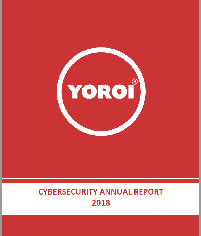 Reading the Yoroi Cyber Security Annual Report 2018