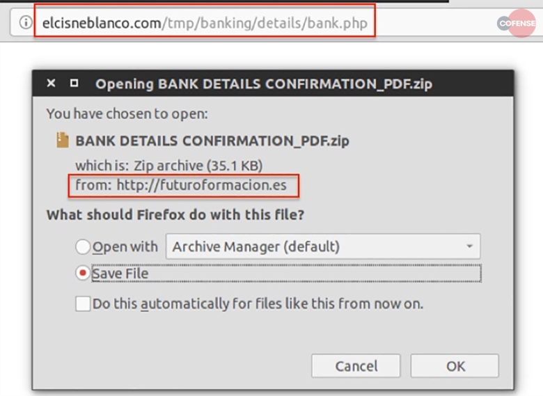 New phishing campaign targets bank customers with WSH RAT