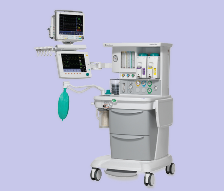 Severe vulnerabilities allow hacking older GE anesthesia machines