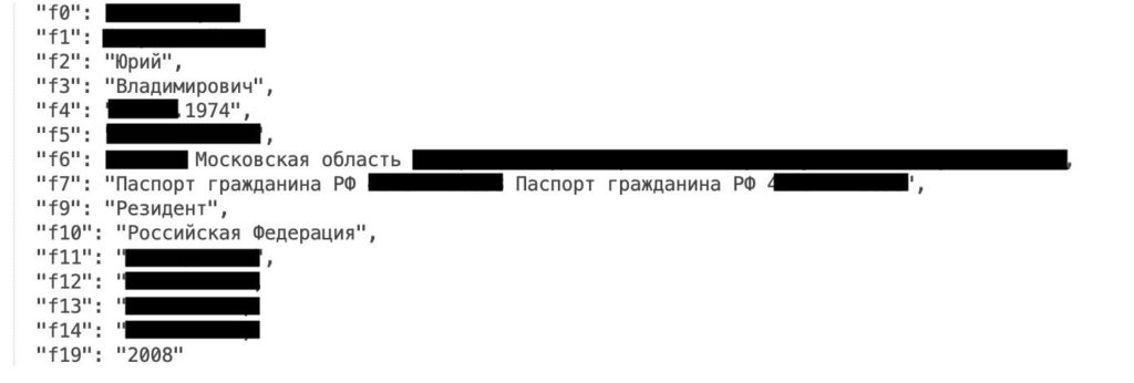 Experts found 20 Million tax records for Russian citizens exposed online