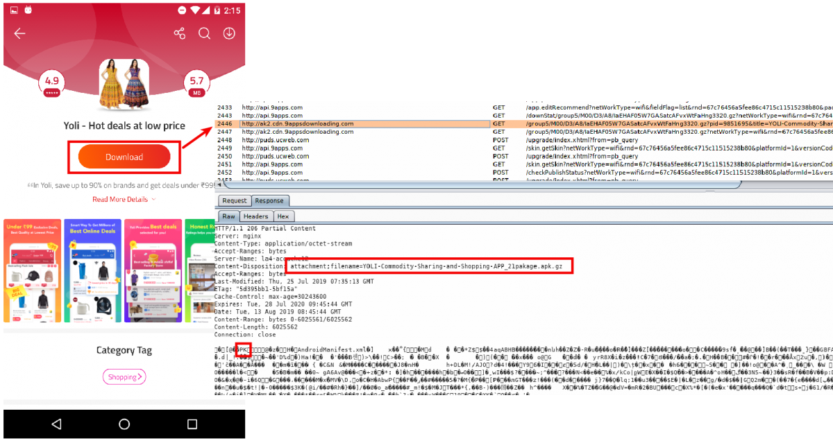 Hundreds of millions of UC Browser Android Users Exposed to MiTM Attacks. Again.
