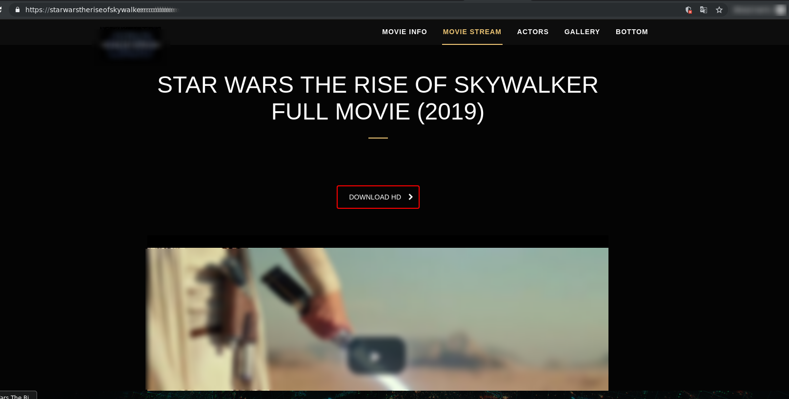 Crooks use Star Wars saga as bait in Phishing and malware attacks