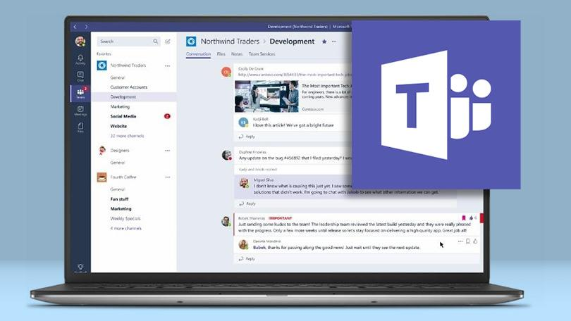Hackers can abuse Microsoft Teams updater to deliver malicious payloads