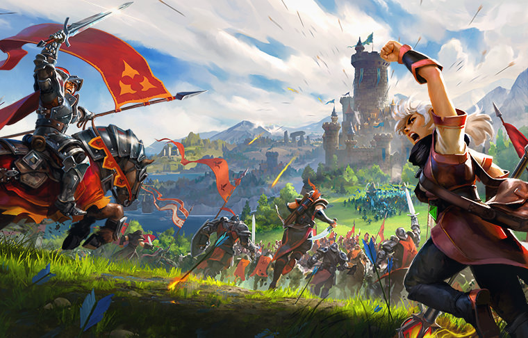 The forum of the popular Albion Online game was hacked