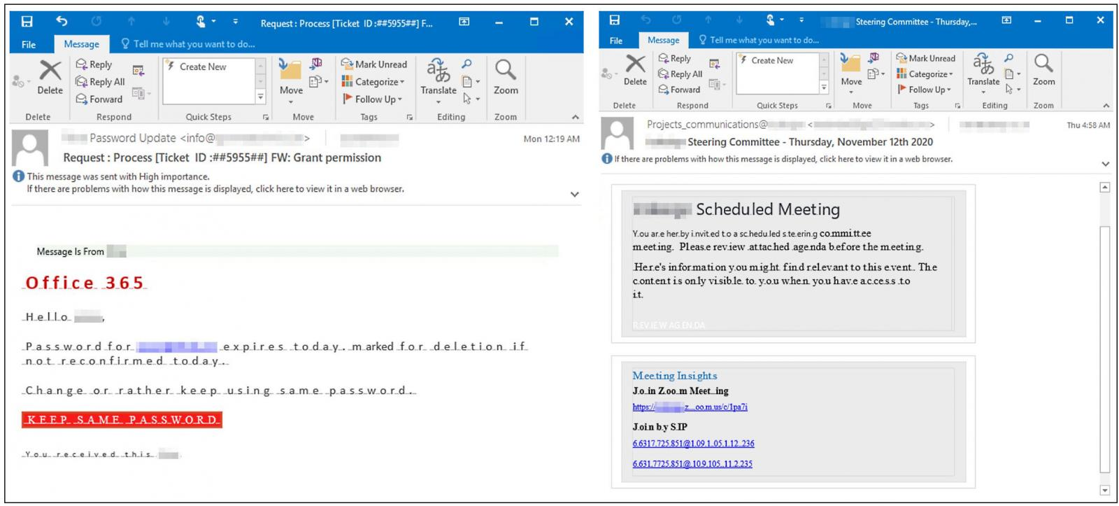Office 365 phishing campaign uses redirector URLs and detects sandboxes to evade detection