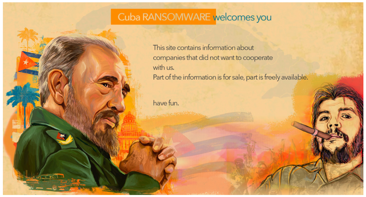 Connecting the Bots – Hancitor fuels Cuba Ransomware Operations