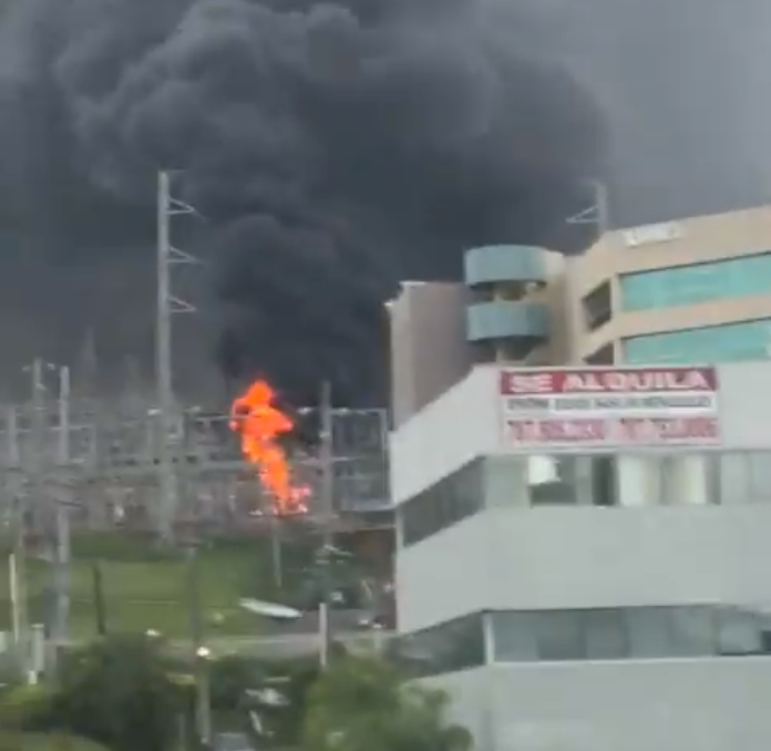 Major blackouts across Puerto Rico. Are the DDoS and the fire linked?