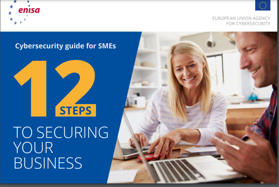 ENISA publishes Cybersecurity guide for SMEs