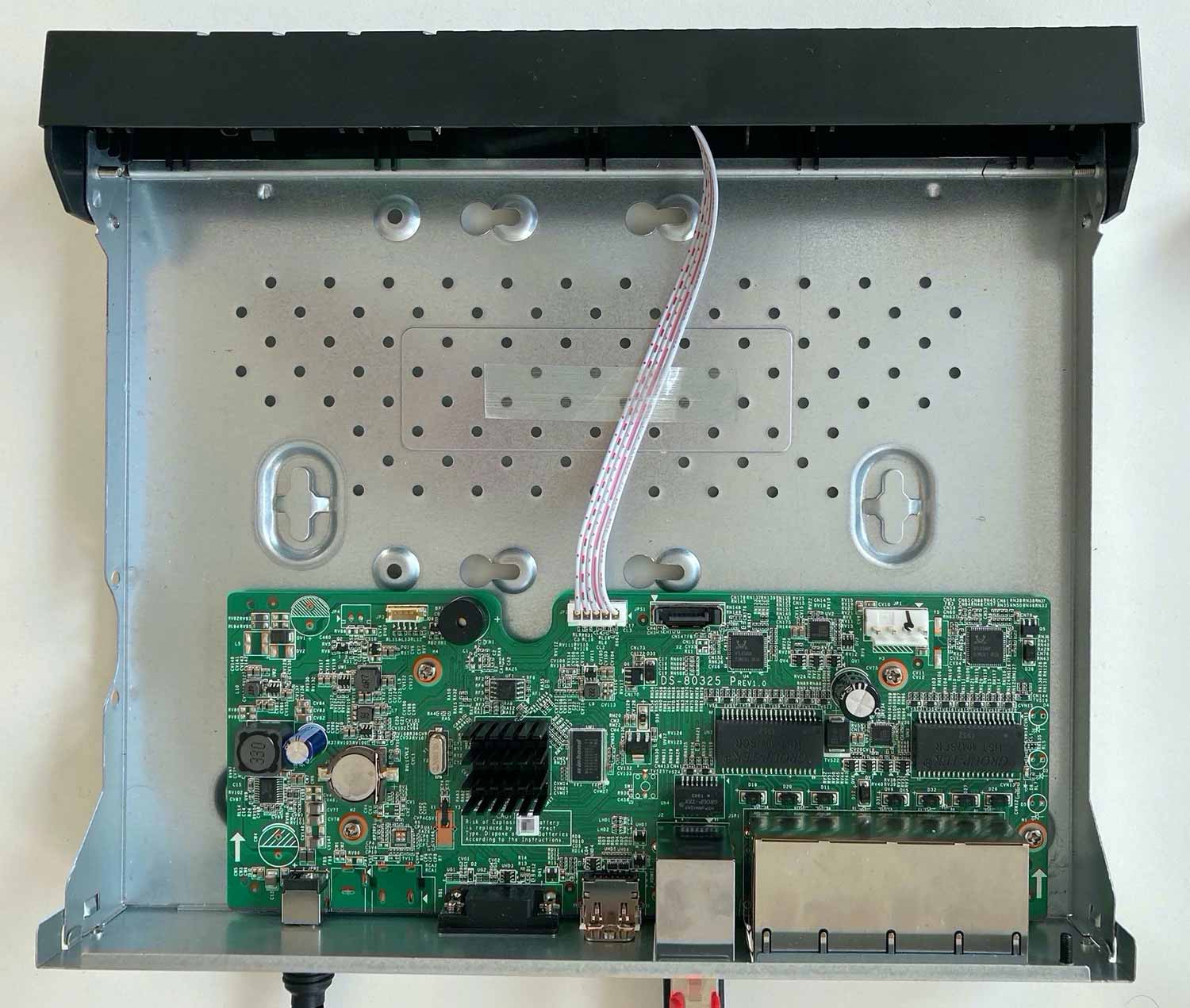 An RCE in Annke video surveillance product allows hacking the device